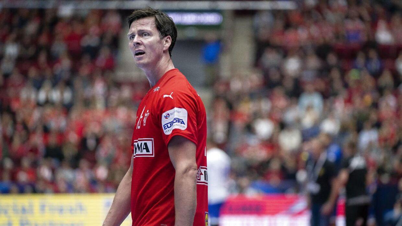 Hans Lindberg er ikke udtaget til OL-truppen.
