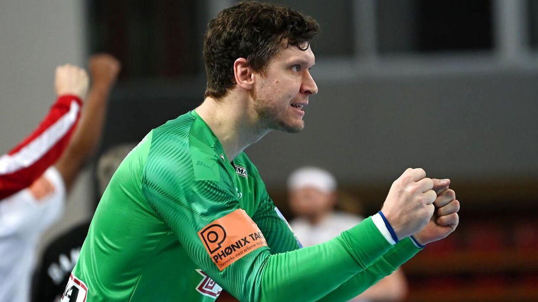 Niklas Landin er anfører på det danske landshold.