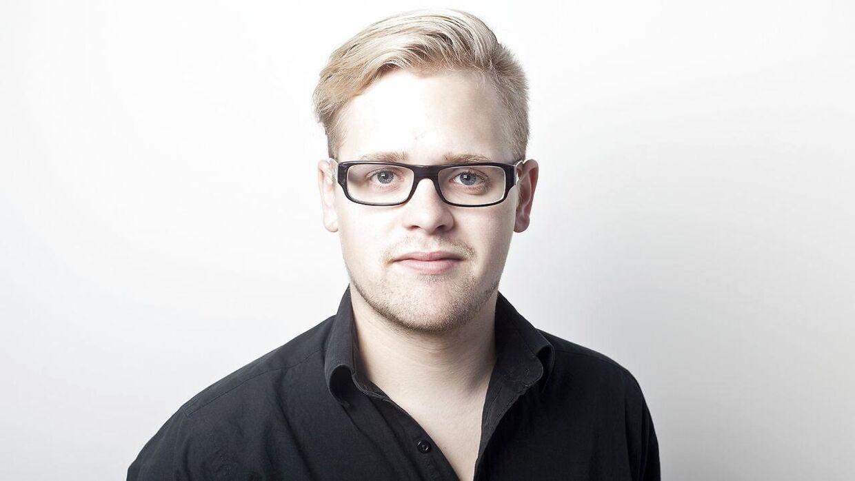 Rasmus Mark Pedersen, digital direktør hos Radio Loud.