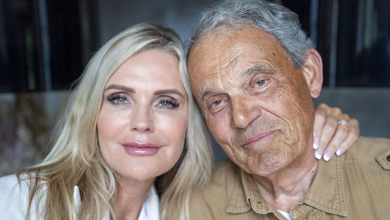 Janni og Karsten Ree.
