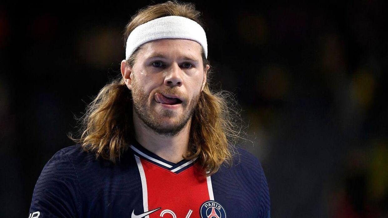 Mikkel Hansen har spillet i Paris Saint-Germain siden 2012.