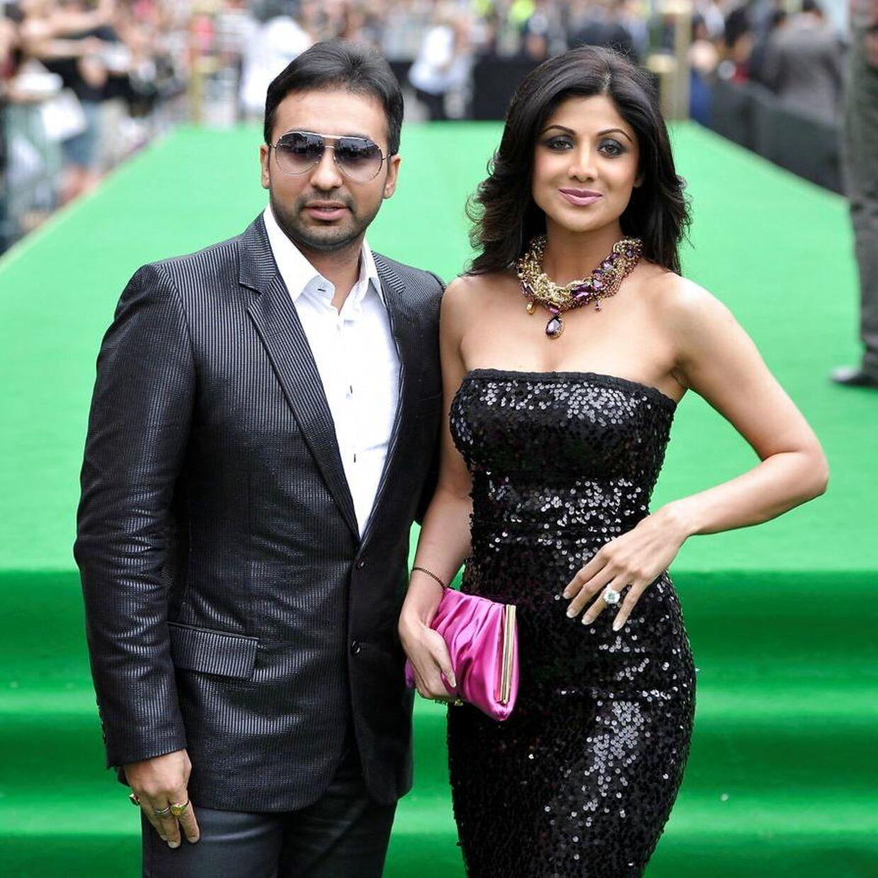 Raj Kundra er gift med Bollywood-stjernen Shilpa Shetty.