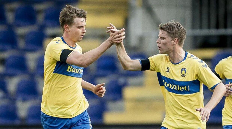 Andreas Maxsø spiller ikke søndag, fordi han er så tæt på at blive solgt.