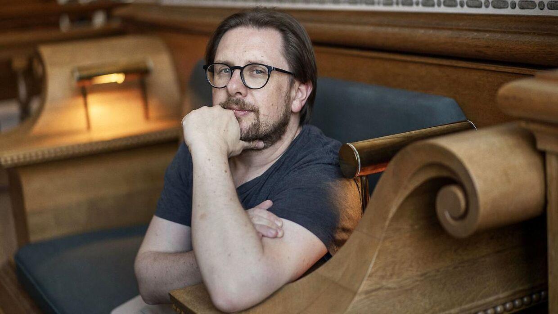 Simon Emil Ammitzbøll-Bille har været løsgænger i Folketinget fra 2019 til nu.