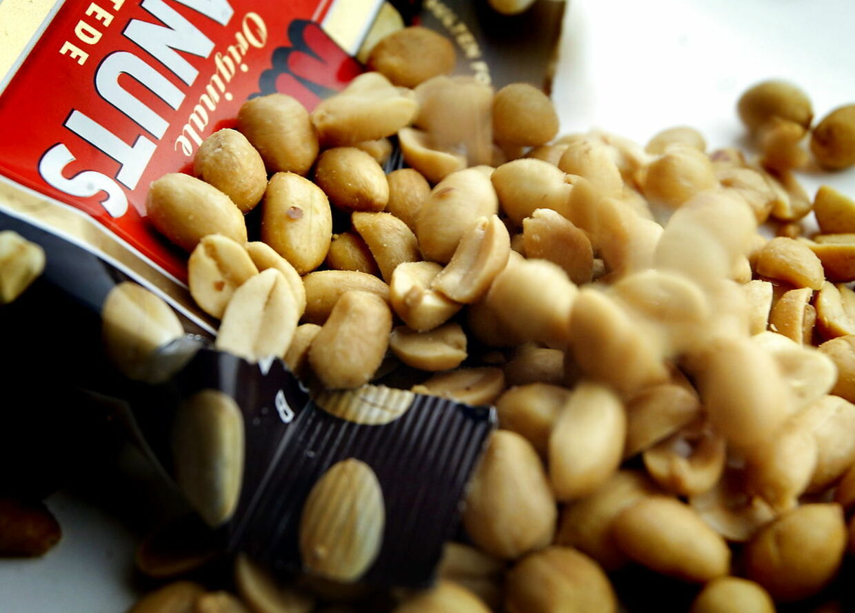 Savner du peanuts i baren?
