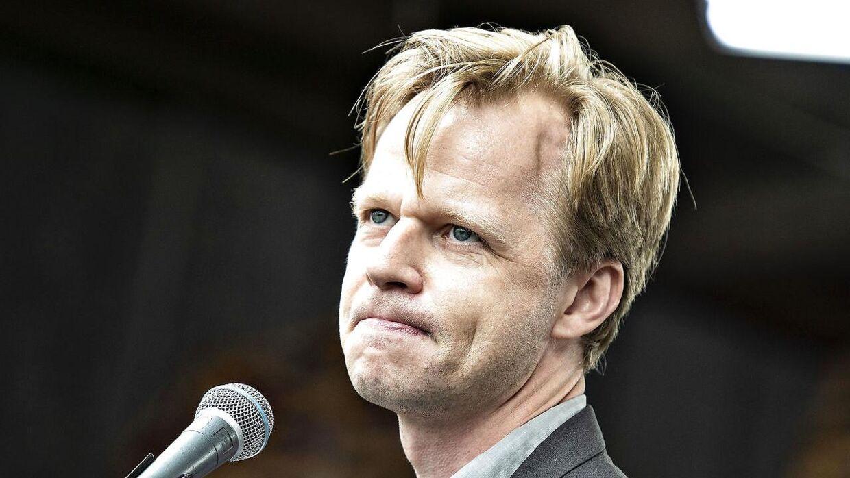 Den kendte studievært må endnu engang på jagt efter en ny ansvarshavende chefredaktør til Ræson. Foto: Henning Bagger/Ritzau Scanpix)