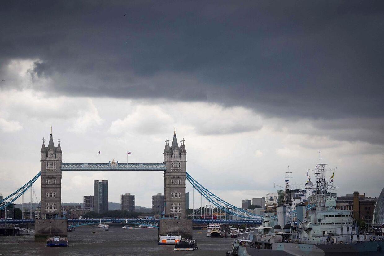 Den britiske oplkevelsesøkonomi lider under covid-restriktioner