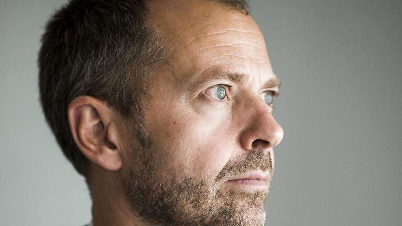 Portræt af partner hos Kammeradvokaten, Boris Frederiksen.