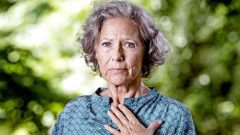 Birthe Neumann er aktuel i Bille Augusts nye film 'Pagten', hvor hun spiller Karen Blixen.