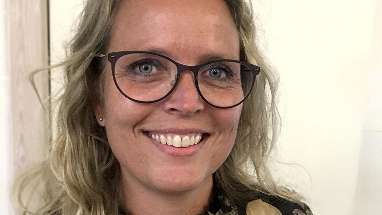 Mette Holmgaard har fået det bedre, efter hun fik cobid-19 i december 2020. Foto: Privat.