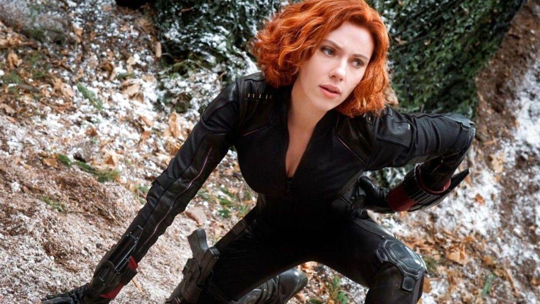 Scarlet Johansson i sin rolle som Black Widow.