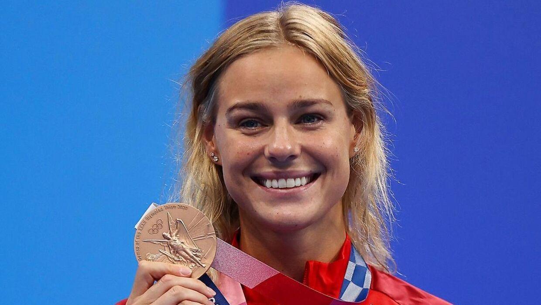 Blume sluttede sit OL af med en flot Bronzemedalje.