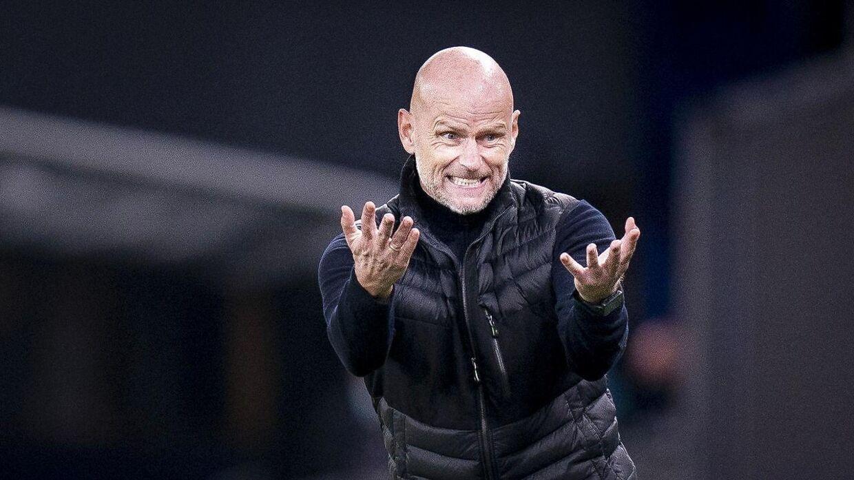 Ståle Solbakken - tidligere cheftræner for FC København.