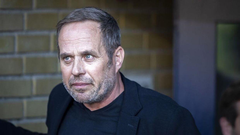 Fodbolddirektør Carsten V. Jensen.