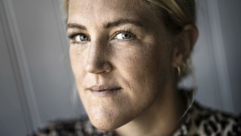 Michelle Kristensen, iværksætter, forfatter og foredragsholder indenfor sundhed.