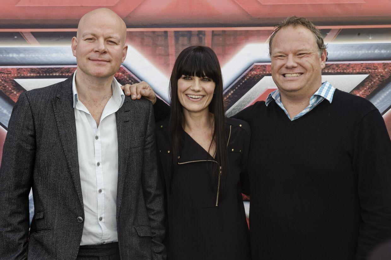 Her er de tre dommere, der skal kritisere og vurdere i næste sæson af X Factor.