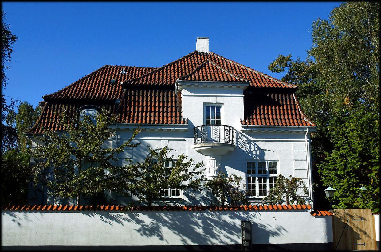 Grevinde Alexandra fik sit Østerbro-palæ som en del af skilsmissen fra prins Joachim