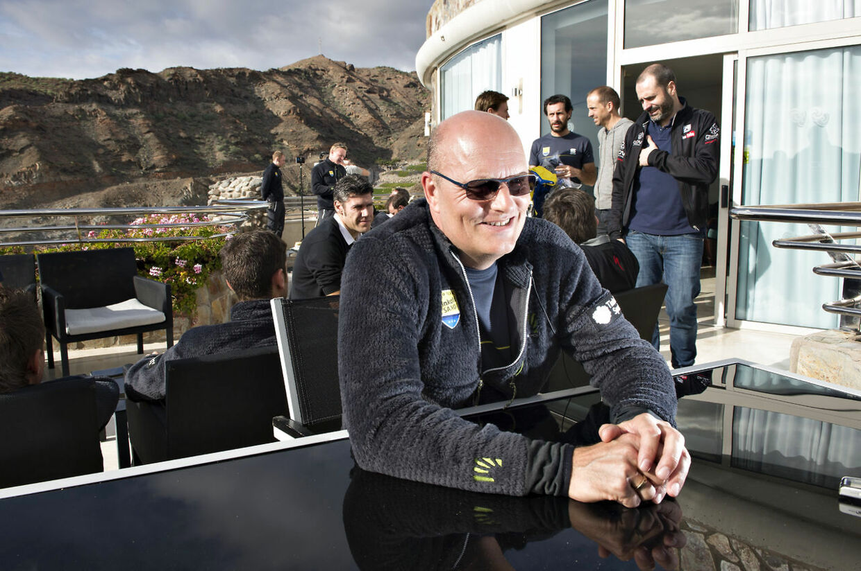 Bjarne Riis føler, at han har truffet den rigtige beslutning ved at sælge holdet - og Team Tinkoff-Saxo er stadig hans, siger han i dette eksklusive interview.