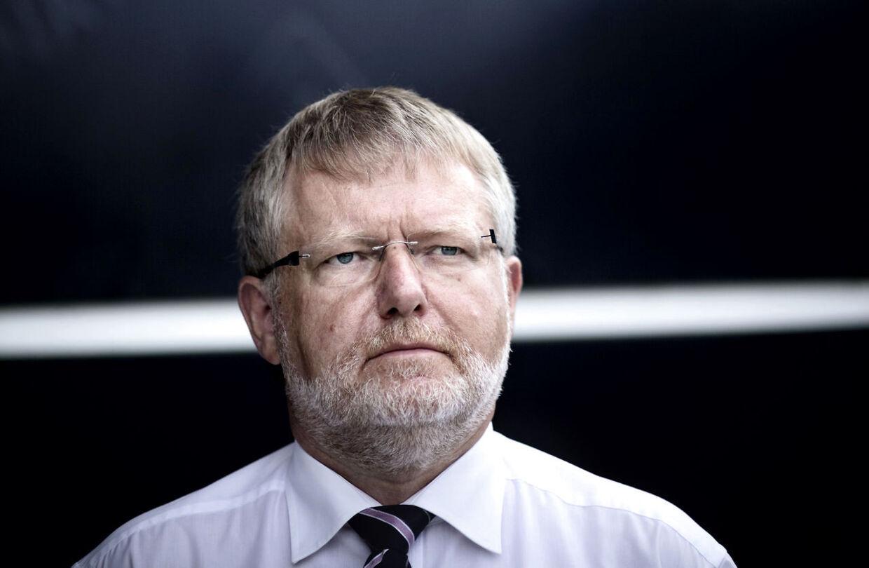 Direktør for SKAT København Erlin Andersen truede direkte med en straffesag i etbrev til en56-borger, der havde klaget over sin skattesag. En skattesag der senere viste sig at være forkert.