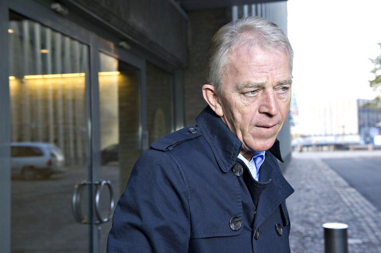 Udenrigsminister Villy Søvndal.
