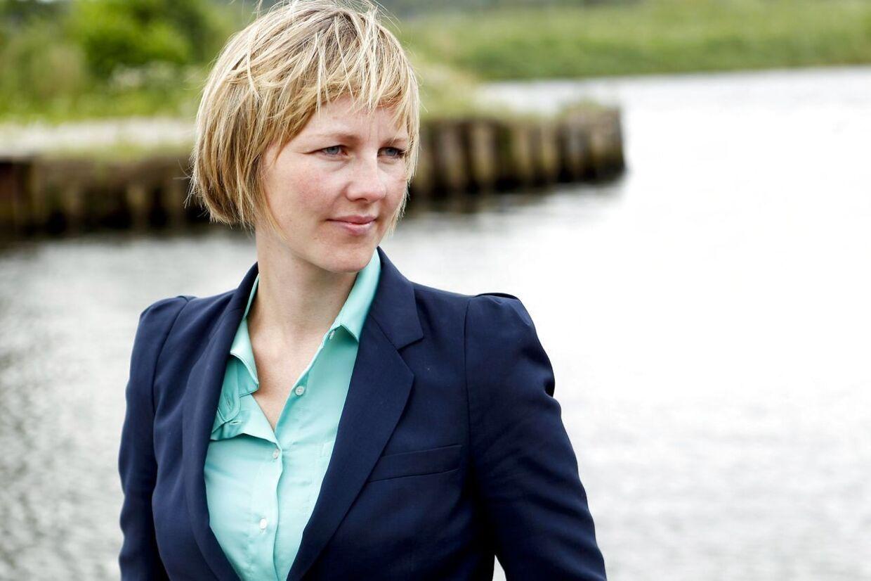 Miljøminister Ida Auken venter sit andet barn