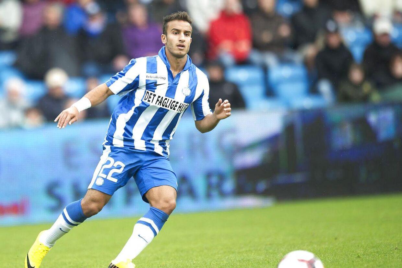 Mohammed Fellah kan være på vej tilbage til Norge efter kun halvanden sæson i Superligaen.