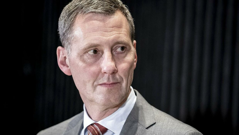 Justitsminister Nick Hækkerup blåstempler PETs mørklægning de beløb, tjenesten har betalt til entreprenør Jens Christian Bundgaard.