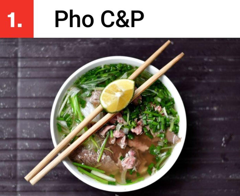 En af Michelle Nielsens go-to retter, når hun skal spise ude, er den vietnamesiske pho-suppe.