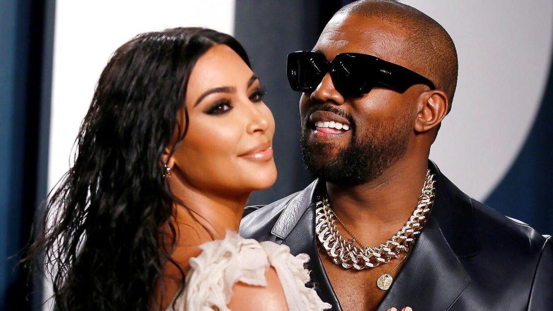 Kim Kardashian og Kanye West nåede næsten at have syv år sammen som ægtefolk.