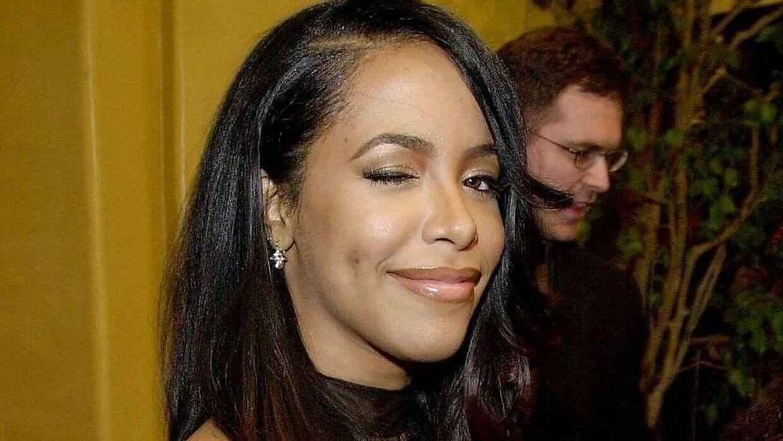 Aaliyah døde i et flystyrt i 2001, blot 22 år gammel.