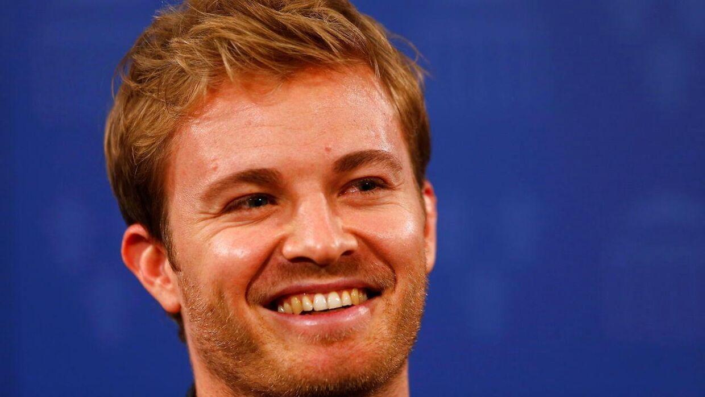 36-årige Nico Rosberg.