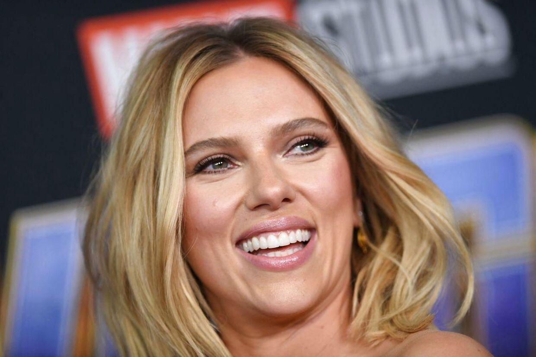 Scarlett Johansson er aktuel i 'Black Widow' filmen, der er en del af Marvel-universet.