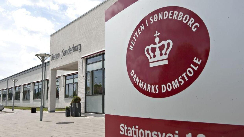 En 63-årig kvinde blev i denne uge i Retten i Sønderborg dømt for underslæb mod en svømmeklub. (Arkivfoto)