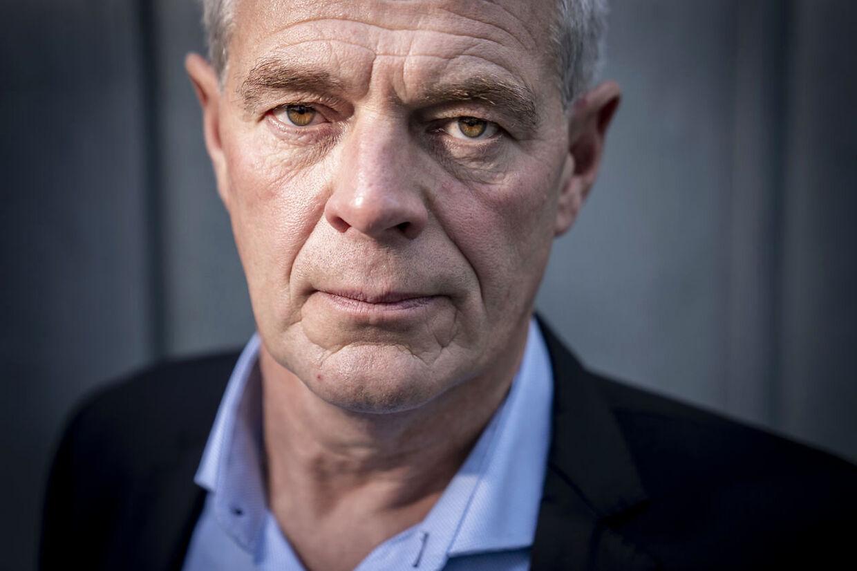 Jens Møller har under hele sagen nægtet sig skyldig i at have overtrådt sin tavshedspligt.