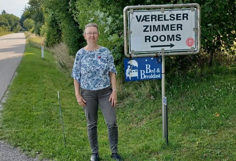 Mianne Søndergaard har afvist mange potentielle gæster, da de var vaccinerede.