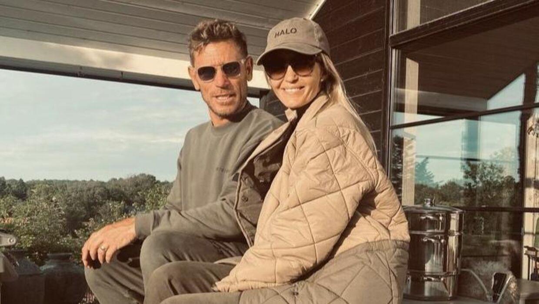 Tina Lund og Allan Nielsen er flyttet hjem fra Dubai.