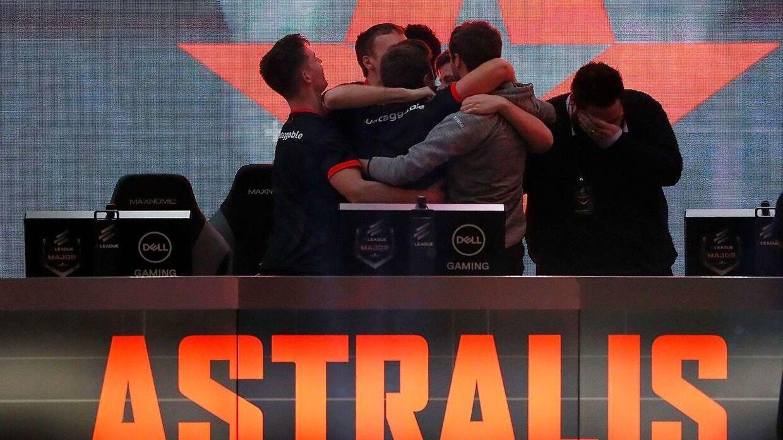 E-sportsholdet Astralis har lige landet en stor aftale.