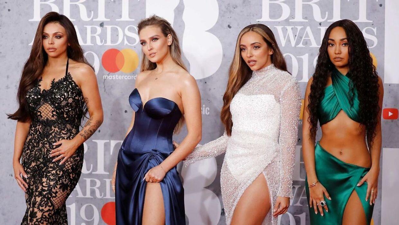 British pigegruppe 'Little Mix', bestod af Perrie Edwards, Jade Thirlwall, Leigh-Anne Pinnock og Jesy Nelson, indtil sidstnævnte i december 2020 forlod gruppen.