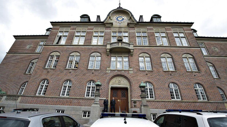 Retten i Aarhus. Billedet er ikke taget i forbindelse med denne sag.
