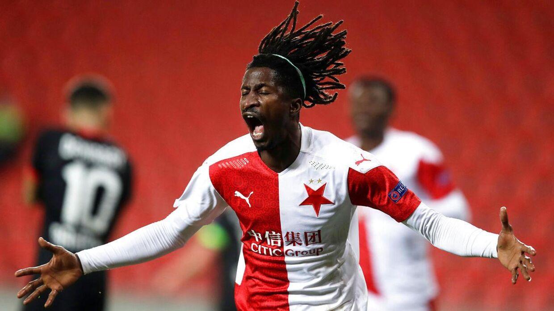 Peter Olayinka er en spiller, FCK gerne vil have.