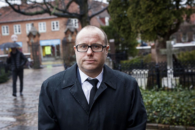 Niels Pinborg har ét klart råd ovenpå hele sagen med Robert Hansen: »Get off drugs!«