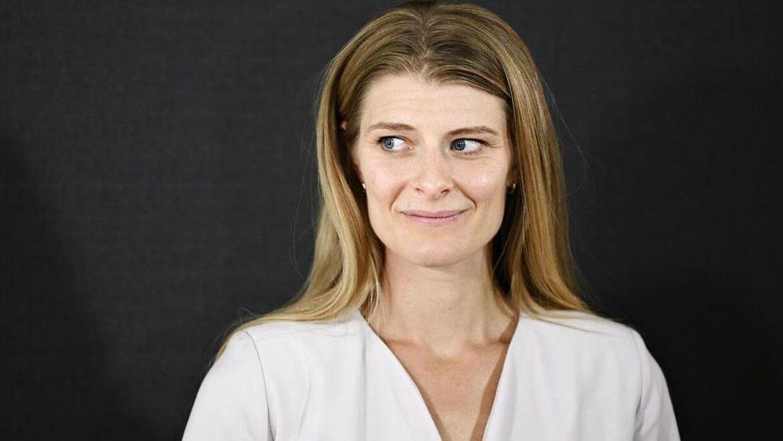 Kultur- og kirkeminister Ane Halsboe-Jørgensen. Her uden kostume.
