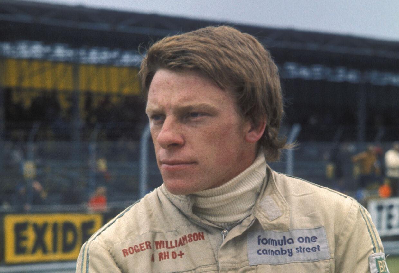 Roger Williamson, der blev anset som det største talent i international motorsport i begyndelsen af 1970´erne, blev kun 25 år.