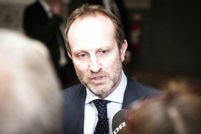 Martin Lidegaard, forsvarsordfører for De Radikale retter en hård kritik mod forsvarsminister Trine Bramsen.