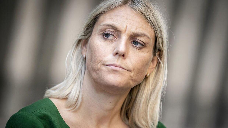 Trine Bramsens lift med Hjemmeværnet til Ærø var ulovligt.