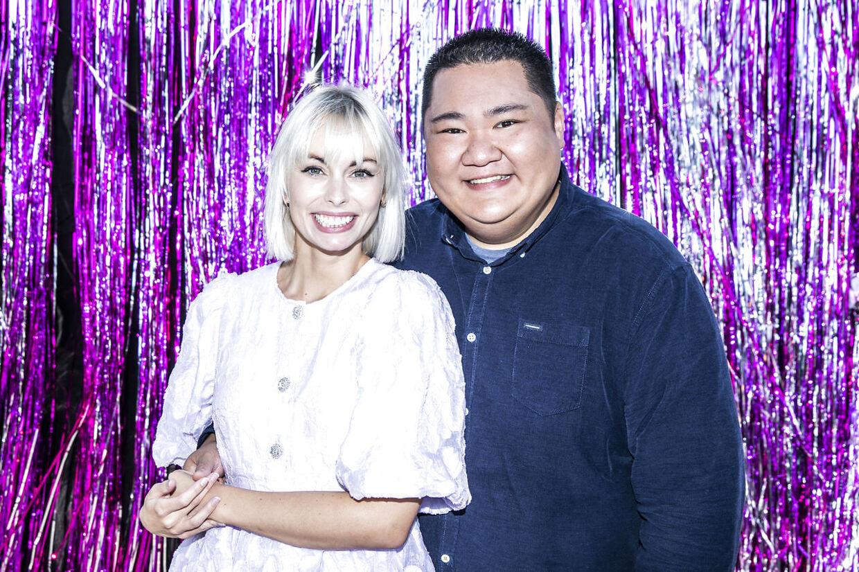 Micki Cheng og Jenna Bagge.