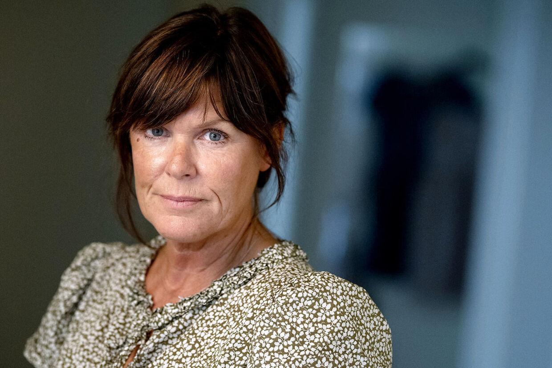 Livsfundamentet krakelerede under Christina Nørby Ibsen, da hun efter 30 års ægteskab blev skilt fra Bubber.