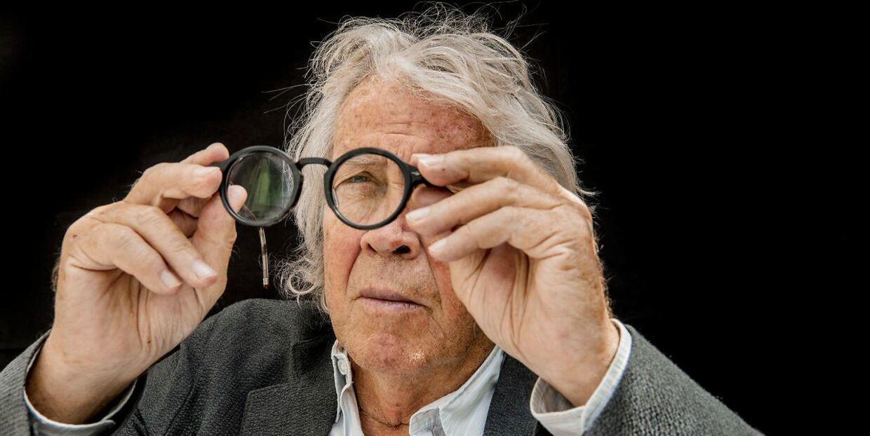 Jørgen Leth, filminstruktør, forfatter og kommentator.