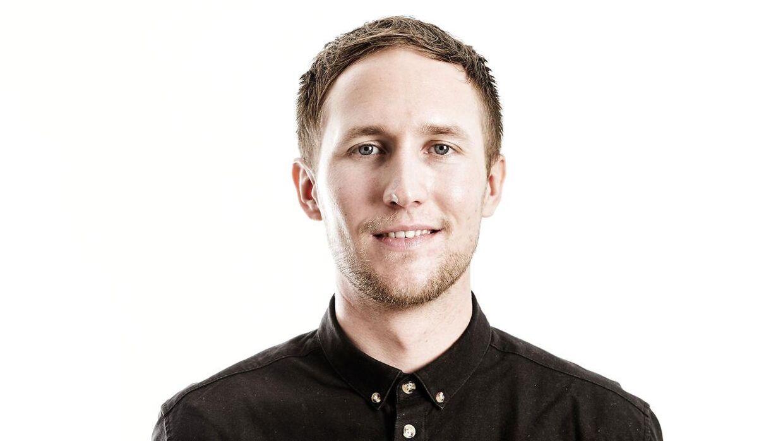 B.T.s fodboldredaktør, Michel Wikkelsø Davidsen.