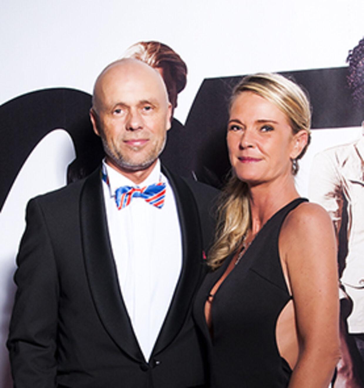 Torben og Mie Nielsen står bag swingerklubben Tucan Club i Kolding. Foto: Tucanclub.dk
